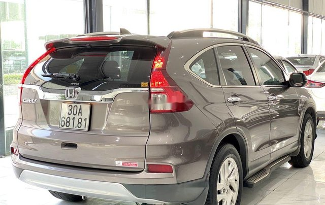 Cần bán lại xe Honda CR V năm sản xuất 20152