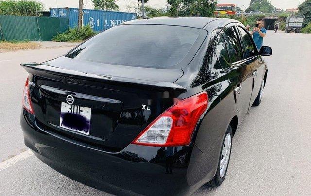 Xe Nissan Sunny năm sản xuất 2013, màu đen chính chủ2