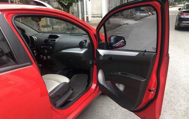 Bán Chevrolet Spark đời 2015, màu đỏ còn mới, giá tốt1