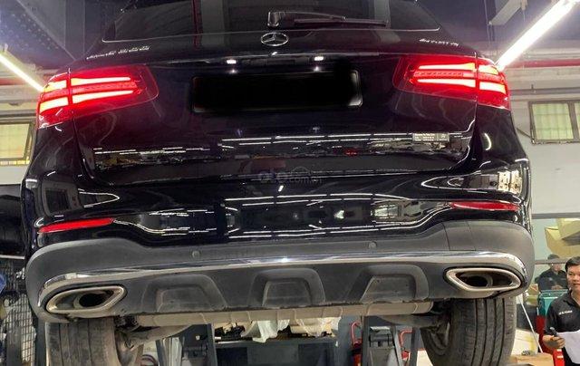 Mercedes GlC 300 SX 2018 màu đen/kem, xe đã check hãng cẩn thận - odo 30.000km - hỗ trợ bank ngân hàng4