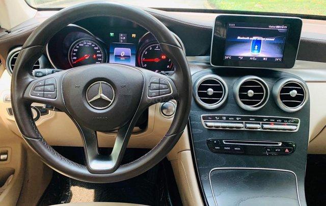 Mercedes GlC 300 SX 2018 màu đen/kem, xe đã check hãng cẩn thận - odo 30.000km - hỗ trợ bank ngân hàng5