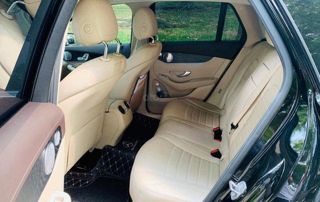 Mercedes GlC 300 SX 2018 màu đen/kem, xe đã check hãng cẩn thận - odo 30.000km - hỗ trợ bank ngân hàng7