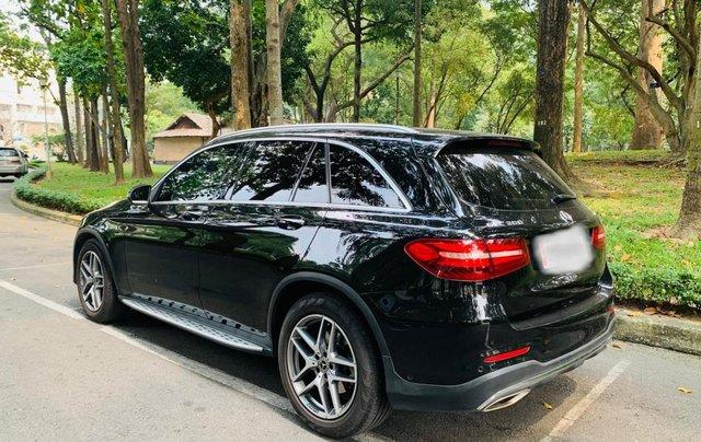 Mercedes GlC 300 SX 2018 màu đen/kem, xe đã check hãng cẩn thận - odo 30.000km - hỗ trợ bank ngân hàng3