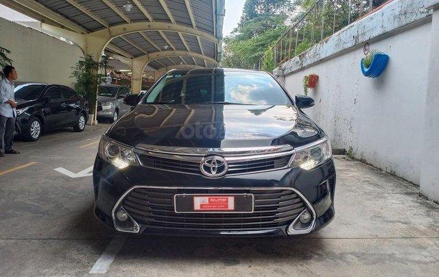 Cần bán xe Camry 2.5Q, sản xuất 2016, ĐK lần đầu 28/09/20160
