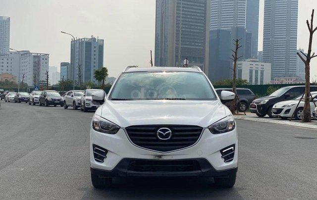 Cần bán nhanh giá ưu đãi chiếc Mazda CX5 2.0 đời 2017, xe một đời chủ0