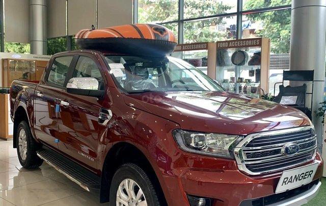 Ford Ranger Limited 2 cầu số tự động, tổng giảm đến 30 triệu khi mua xe2