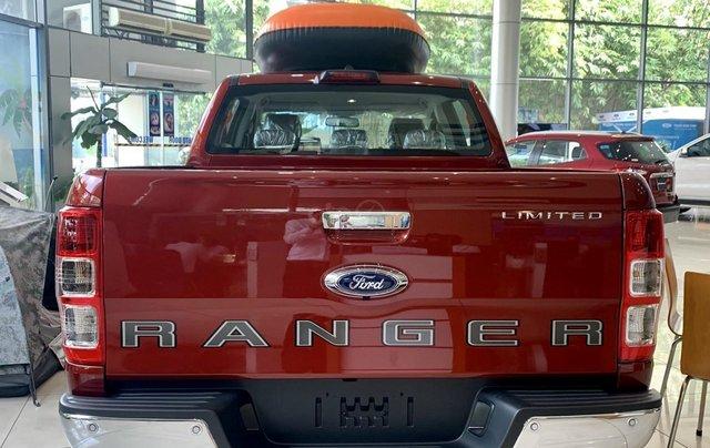 Ford Ranger Limited 2 cầu số tự động, tổng giảm đến 30 triệu khi mua xe3