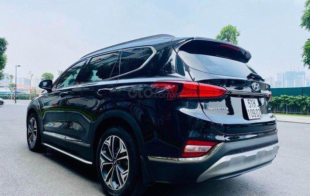 Hỗ trợ mua xe giá thấp với chiếc Hyundai Santafe phiên bản 2.2D máy dầu đặc biệt đời 20201