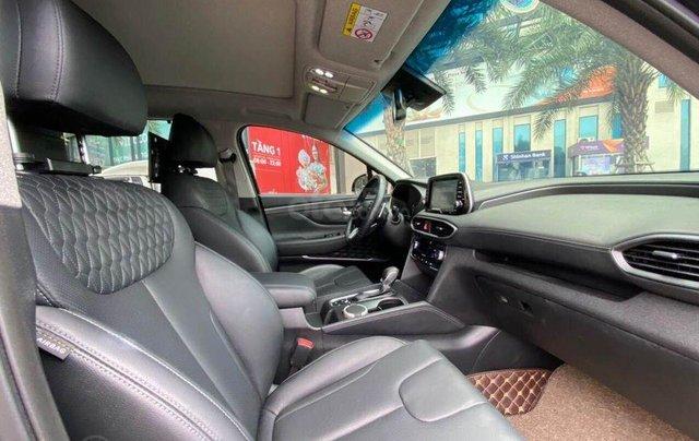 Hỗ trợ mua xe giá thấp với chiếc Hyundai Santafe phiên bản 2.2D máy dầu đặc biệt đời 20203