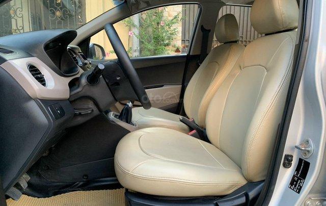 Gia đình cần bán xe Grand i10 sedan 2016 nhập khẩu bản đủ - giá cả thương lượng5
