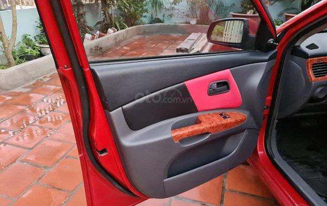 Cần bán nhanh chiếc Kia Pride sản xuất 2008, màu đỏ còn mới5
