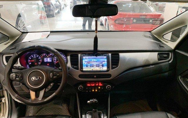 Bán xe Kia Rondo 2.0 GAT 2016, tự động, màu vàng cát, xe gia đình, mới đi 65.000 km7