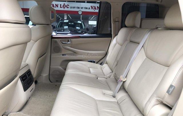 Cần bán Lexus LX570 2008 - đk 2010 - đã lên form 2015 (đồ lên chính hãng)8