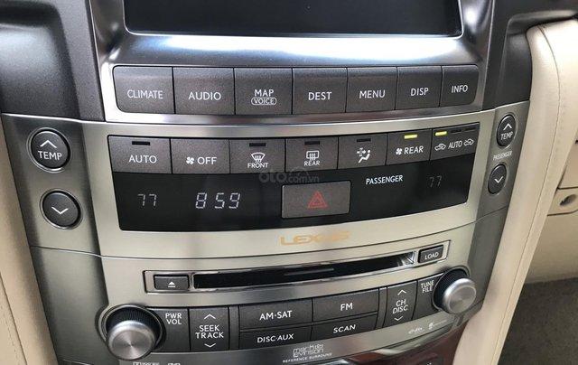 Cần bán Lexus LX570 2008 - đk 2010 - đã lên form 2015 (đồ lên chính hãng)4