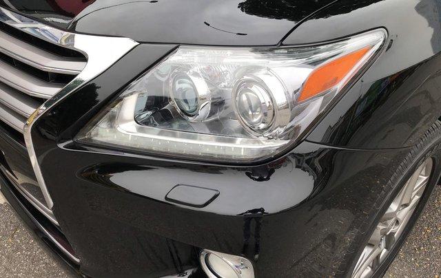 Cần bán Lexus LX570 2008 - đk 2010 - đã lên form 2015 (đồ lên chính hãng)1