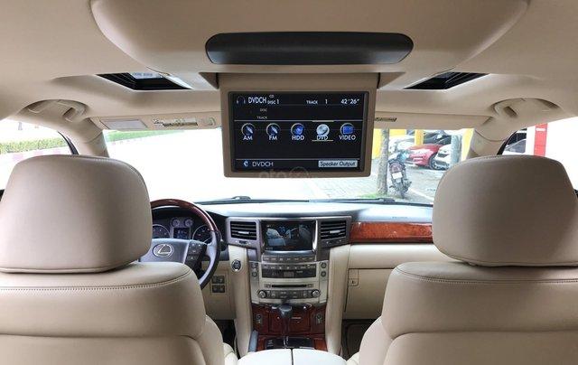 Cần bán Lexus LX570 2008 - đk 2010 - đã lên form 2015 (đồ lên chính hãng)10