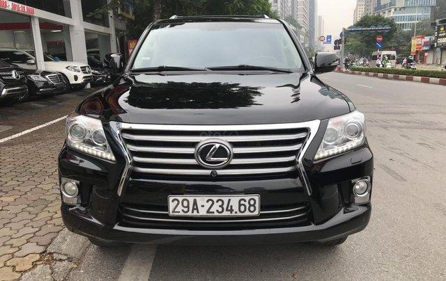 Cần bán Lexus LX570 2008 - đk 2010 - đã lên form 2015 (đồ lên chính hãng)0