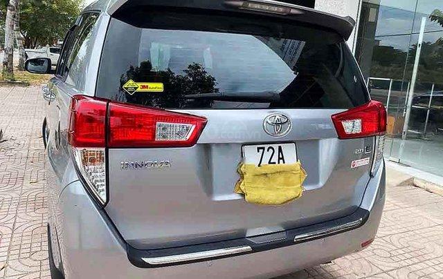 Bán Toyota Innova năm sản xuất 2018, màu bạc giá cạnh tranh1