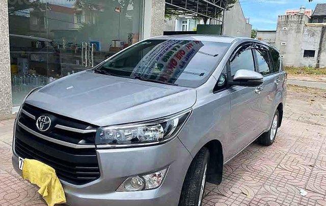 Bán Toyota Innova năm sản xuất 2018, màu bạc giá cạnh tranh0