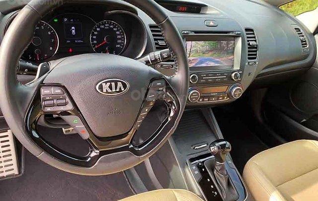 Bán Kia Cerato sản xuất năm 2017, xe chính chủ còn mới1