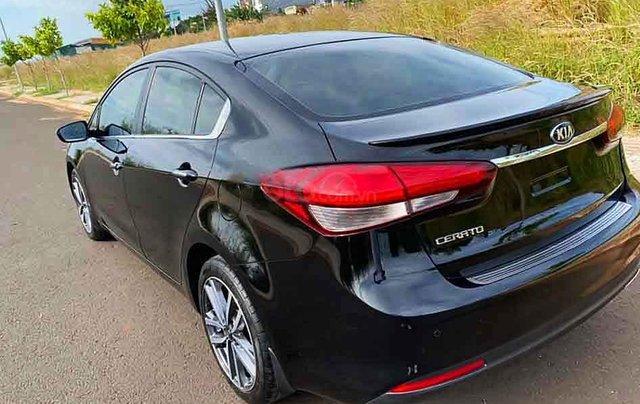 Bán Kia Cerato sản xuất năm 2017, xe chính chủ còn mới4