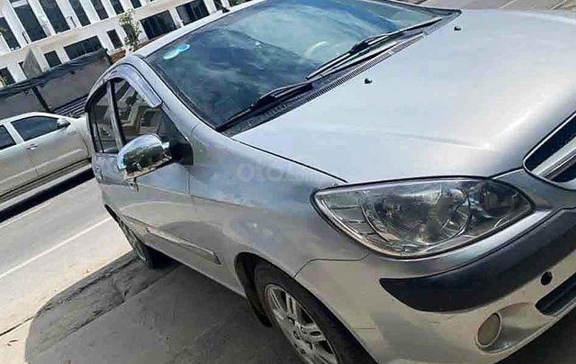 Cần bán gấp Hyundai Getz sản xuất năm 2008, giá mềm0