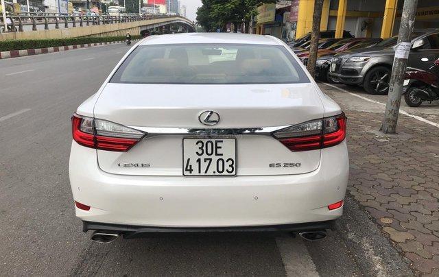 Lexus ES250 2016 đăng ký 2017 - Đã đi 30.000 km - 1 chủ từ đầu1