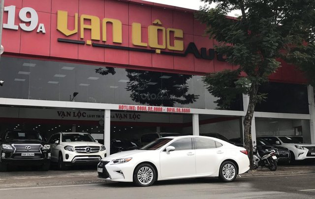 Lexus ES250 2016 đăng ký 2017 - Đã đi 30.000 km - 1 chủ từ đầu3
