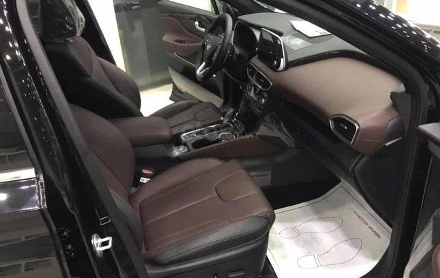 Hỗ trợ mua xe trả góp lãi suất thấp chiếc Hyundai Santa Fe đời 2020, giao nhanh toàn quốc5
