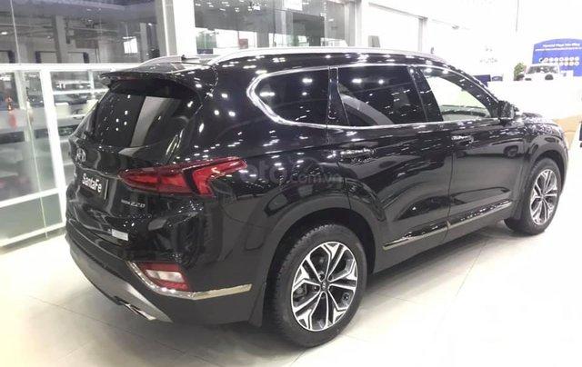 Hỗ trợ mua xe trả góp lãi suất thấp chiếc Hyundai Santa Fe đời 2020, giao nhanh toàn quốc2
