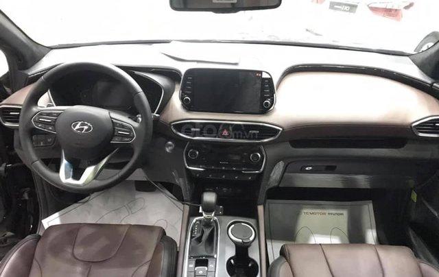 Hỗ trợ mua xe trả góp lãi suất thấp chiếc Hyundai Santa Fe đời 2020, giao nhanh toàn quốc3