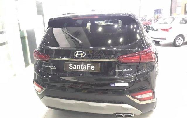 Hỗ trợ mua xe trả góp lãi suất thấp chiếc Hyundai Santa Fe đời 2020, giao nhanh toàn quốc1