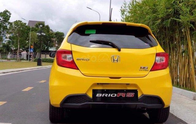 Honda Brio RS 2020, đủ màu, giá cực tốt, thủ tục nhanh gọn đơn giản2