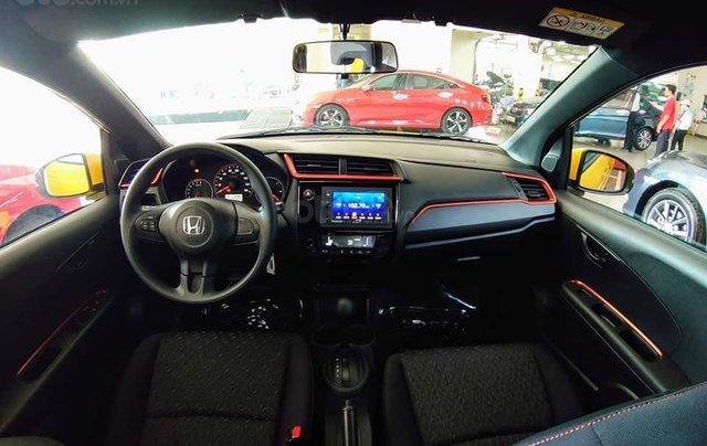 Honda Brio RS 2020, đủ màu, giá cực tốt, thủ tục nhanh gọn đơn giản4