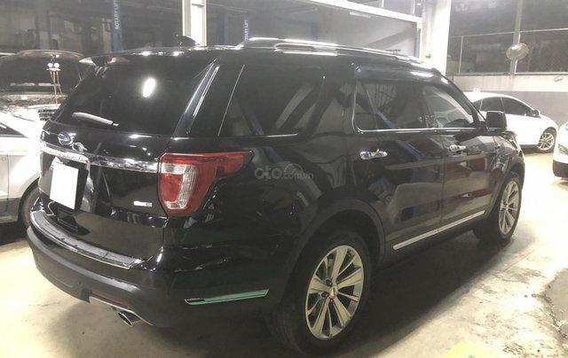 Ford Explorer 2019 ĐK 2020 đen phong cách đầy mạnh mẽ2