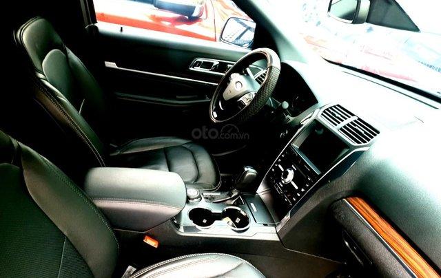 Ford Explorer 2019 ĐK 2020 đen phong cách đầy mạnh mẽ6
