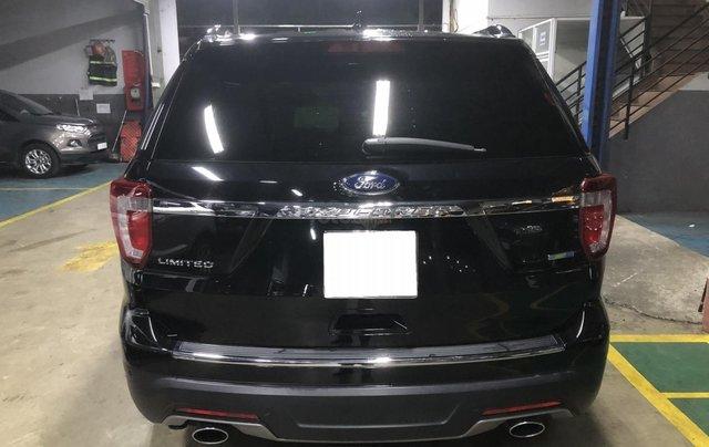 Ford Explorer 2019 ĐK 2020 đen phong cách đầy mạnh mẽ3