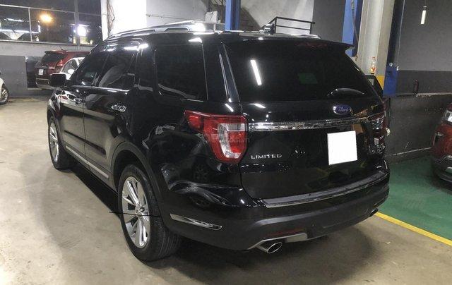 Ford Explorer 2019 ĐK 2020 đen phong cách đầy mạnh mẽ4
