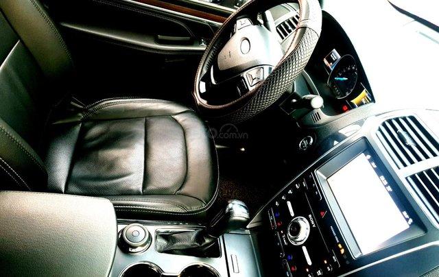 Ford Explorer 2019 ĐK 2020 đen phong cách đầy mạnh mẽ8