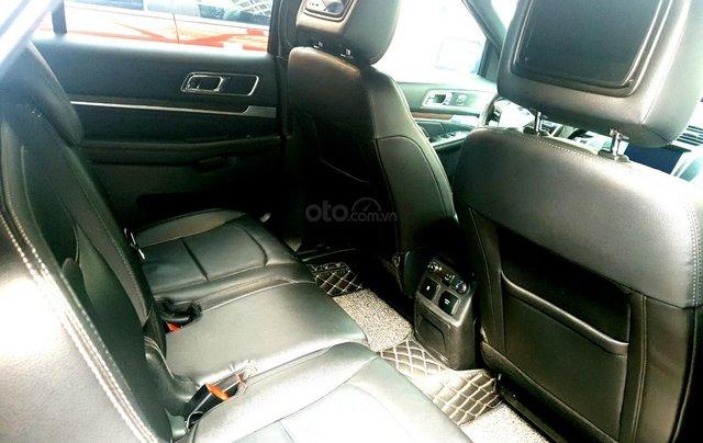 Ford Explorer 2019 ĐK 2020 đen phong cách đầy mạnh mẽ9
