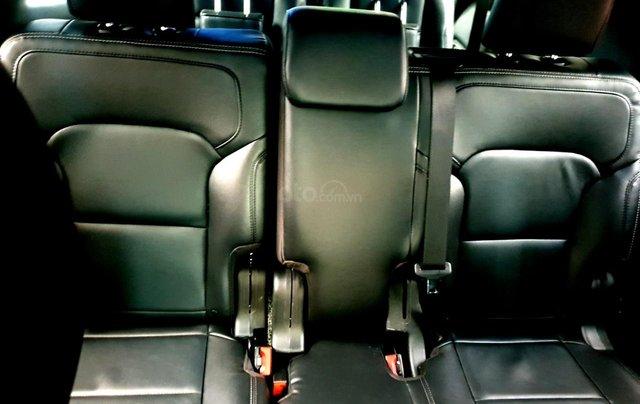 Ford Explorer 2019 ĐK 2020 đen phong cách đầy mạnh mẽ10