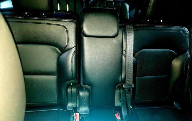 Ford Explorer 2019 ĐK 2020 đen phong cách đầy mạnh mẽ12