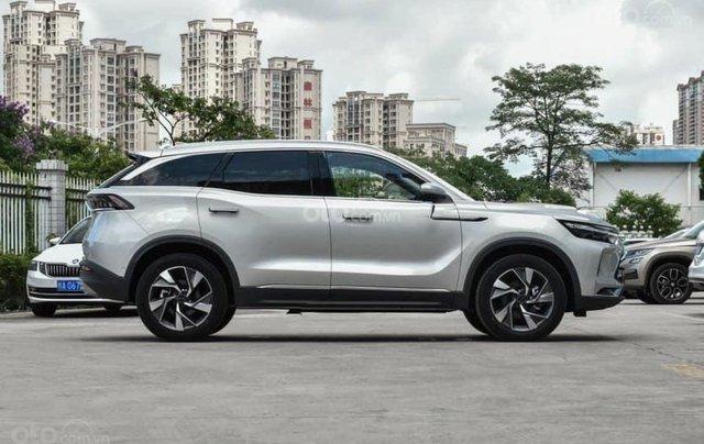 BAIC Beijing X7 2020 1.5 MT, động cơ xăng, màu bạc giá cả canh tranh2