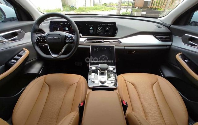 BAIC Beijing X7 2020 1.5 MT, động cơ xăng, màu bạc giá cả canh tranh3