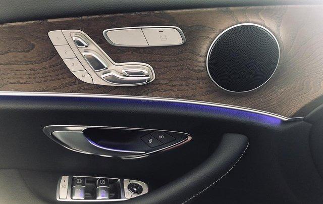 Bán Mercedes E200 2016 đăng ký 2017 xe đẹp chất lượng bao check hãng6