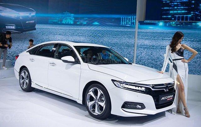 Giảm giá sâu với chiếc Honda Accord 1.5L Turbo đời 2020, giao nhanh toàn quốc0