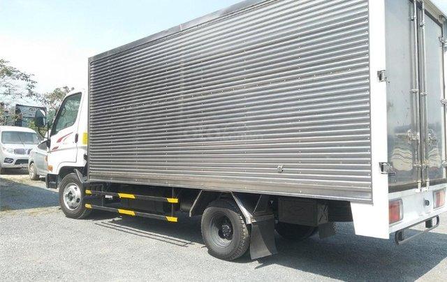 Cần bán chiếc Hyundai N250 SL thùng kín Inox 3 lớp giá ưu đãi2
