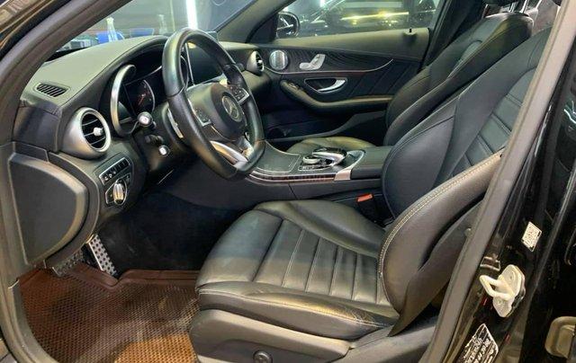Xe chính chủ bán Mercedes C300 AMG sx 2015 màu đen nội thất đen, sang trọng đầy đẳng cấp, xe cam kết zin6