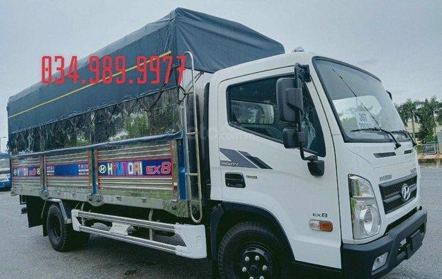 Cần bán chiếc Hyundai Mighty EX8 7.2 tấn, có sẵn xe, giao nhanh1