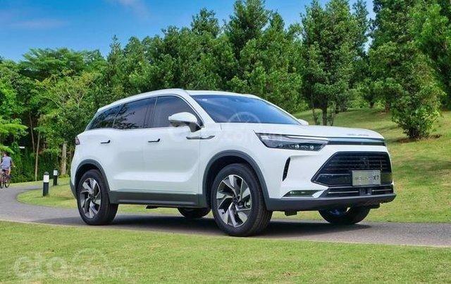 Bán BAIC Beijing X7 năm sản xuất 2020, màu trắng, xe nhập0